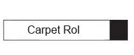 Carpet Rol